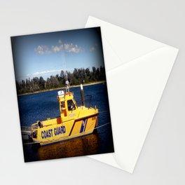 Coast Guard Stationery Cards