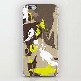 James Bond Golden Era Series :: For Your Eyes Only iPhone Skin