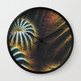 Botanical Gardens Cactus #667 Wall Clock