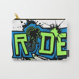 Ride Colors Carry-All Pouch