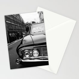 Automobile, Newtown Stationery Cards