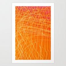 Eutectic Art Print