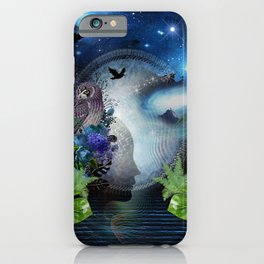 Outer Space Galaxy iPhone Case