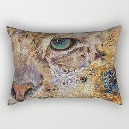 Leopard Dynasty Rectangular Pillow