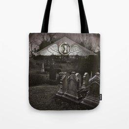 Graven Tote Bag