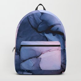 Captivating 1 - Alcohol Ink Painting Backpack