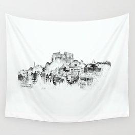 City Marburg Wall Tapestry