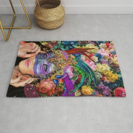 The Mascherari's Muse Rug