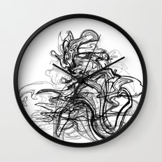 Kaiju /  Codename: fo4rfifteen. Wall Clock