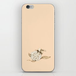 Where did the bees disappear? iPhone Skin