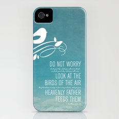 Do Not Worry iPhone (4, 4s) Slim Case