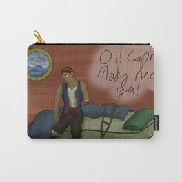 Oh Captain my Captain! Carry-All Pouch
