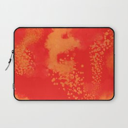 Cherry Gold Explosion Laptop Sleeve