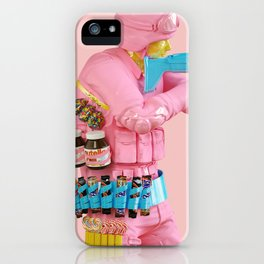 Deliciously Supplied iPhone Case