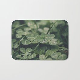 Happy St. Patrick Bath Mat