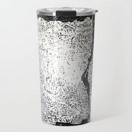 Poetic Texture II Travel Mug