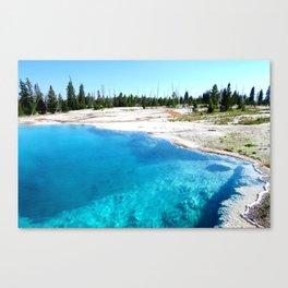 Bluer than the Sky Canvas Print