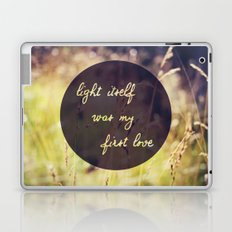 My First Love Laptop & iPad Skin