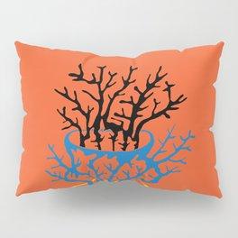 matisse coral Pillow Sham
