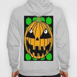 White-Eyed Pumpkin Hoody