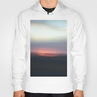 utah Hoodies featuring Utah Skies by Sophie Pellegrini