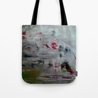 imagerybydianna Tote Bags featuring orchid mist by Imagery by dianna
