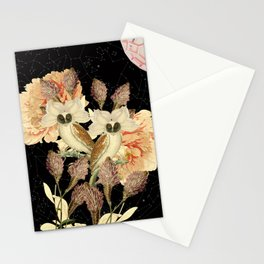 Nocturnal Owls Stationery Cards