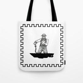Buckleroo Bonsai Tote Bag