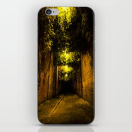the vines will rise iPhone Skin