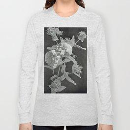 Skullflower Two Long Sleeve T-shirt