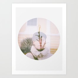 Circle1 Art Print