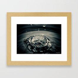 Splash!!! Framed Art Print
