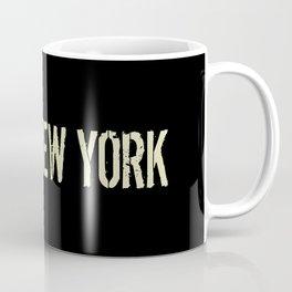 Black Flag: New York Coffee Mug