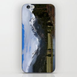 A Beautiful View iPhone Skin