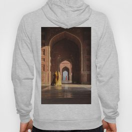 Agra Red Palace Hoody
