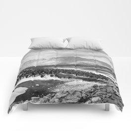 The Sierra Nevada: John Muir Wilderness, Sequoia National Park - California Comforters