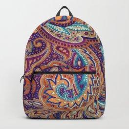 Summer paisley Backpack