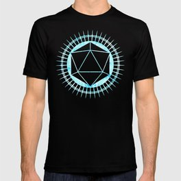 D20 Nothing is Certain T-shirt