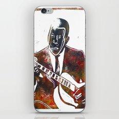 Muddy Waters 2/3 iPhone & iPod Skin