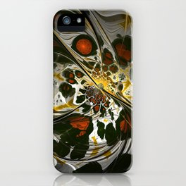 Wild Thang iPhone Case