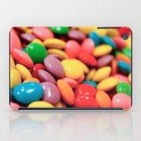 confetti iPad Cases featuring Confetti by Studio Laura Campanella
