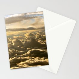 Sky over the Atlantic Ocean Stationery Cards