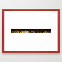 Liverpool Framed Art Print
