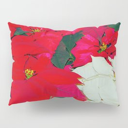 Poinsettias, Olbrich, 5345 Pillow Sham