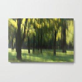 autumn abstract #o2 Metal Print