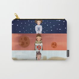 Star Ladies  Carry-All Pouch