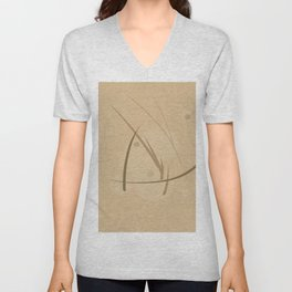 Geometrical Shape 2 Unisex V-Neck