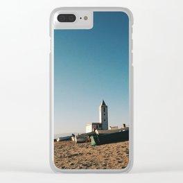 Cabo de Gata Clear iPhone Case
