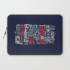 Fandom Life Laptop Sleeve