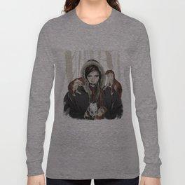 SKAÐI - Dweller of the Rocks Long Sleeve T-shirt